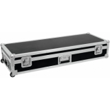ROADINGER Flightcase 4x POS-12 LED TCL ACC