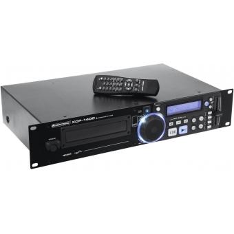 OMNITRONIC XCP-1400 CD Player