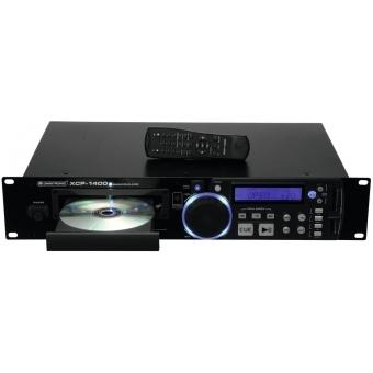 OMNITRONIC XCP-1400 CD Player #4