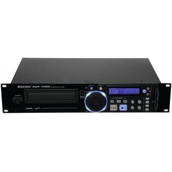 OMNITRONIC XCP-1400 CD Player #5