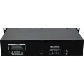 OMNITRONIC XMP-1400 CD/MP3 player #3