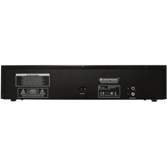 OMNITRONIC XMP-1400 CD/MP3 player #4