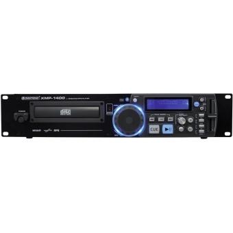 OMNITRONIC XMP-1400 CD/MP3 player #5