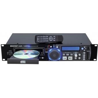 OMNITRONIC XDP-1400 CD/MP3 player #2