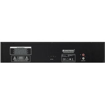 OMNITRONIC XDP-1400 CD/MP3 player #3
