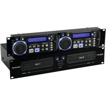 OMNITRONIC XCP-2800 Dual CD Player #2