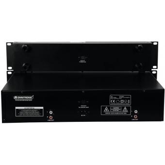OMNITRONIC XCP-2800 Dual CD Player #3