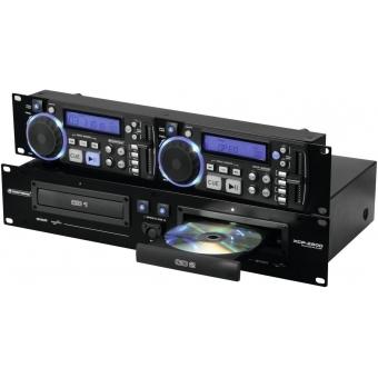 OMNITRONIC XCP-2800 Dual CD Player #4