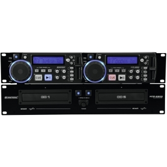 OMNITRONIC XCP-2800 Dual CD Player #5