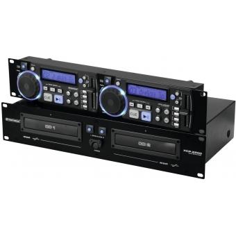 OMNITRONIC XCP-2800 Dual CD Player #6