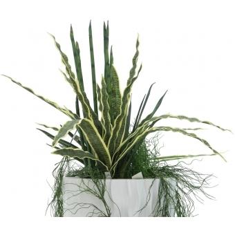 EUROPALMS Grass garland, green 180cm #6