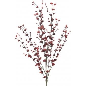 EUROPALMS Eucalyptus spray, red, 110cm #2