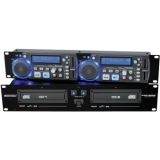 OMNITRONIC XMP-2800 Dual CD/MP3 player