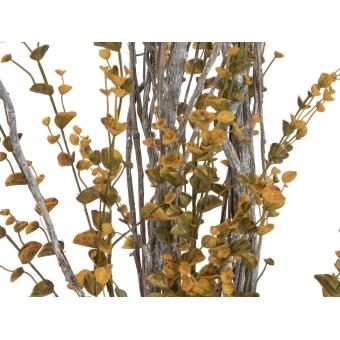 EUROPALMS Eucalyptus spray, yellow-green, 110cm #4