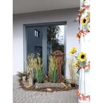 EUROPALMS Sunflower Branch x 3, 70cm #5