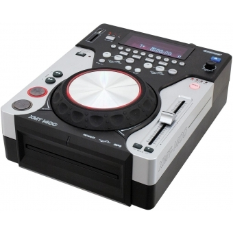 OMNITRONIC XMT-1400 Tabletop CD Player #2
