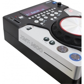 OMNITRONIC XMT-1400 Tabletop CD Player #6