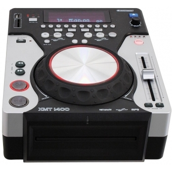 OMNITRONIC XMT-1400 Tabletop CD Player #7