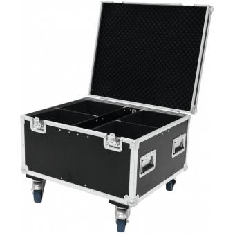 ROADINGER Flightcase 4x TMH-30/TMH-40/TMH-60 #4