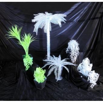 EUROPALMS Yucca palm, artificial, uv-green, 90cm #2