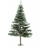 EUROPALMS Fir tree, snow-flocked, 180cm