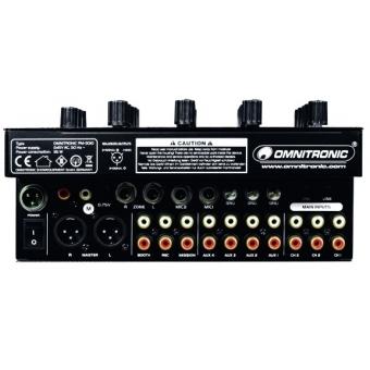 OMNITRONIC PM-3010B Pro DJ mixer #4