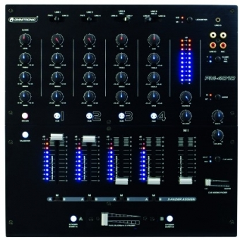 OMNITRONIC PM-4010B Pro DJ mixer #3