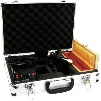 OMNITRONIC IC-1010 PRO Studio Microphone