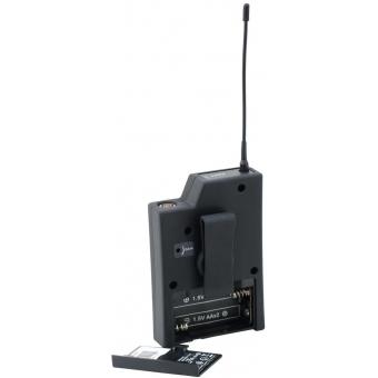 OMNITRONIC TM-1500 Pocket transmitter #3