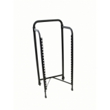 OMNITRONIC Rack stand 19U with 2 wheels