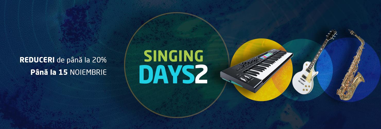 Singing Days 2
