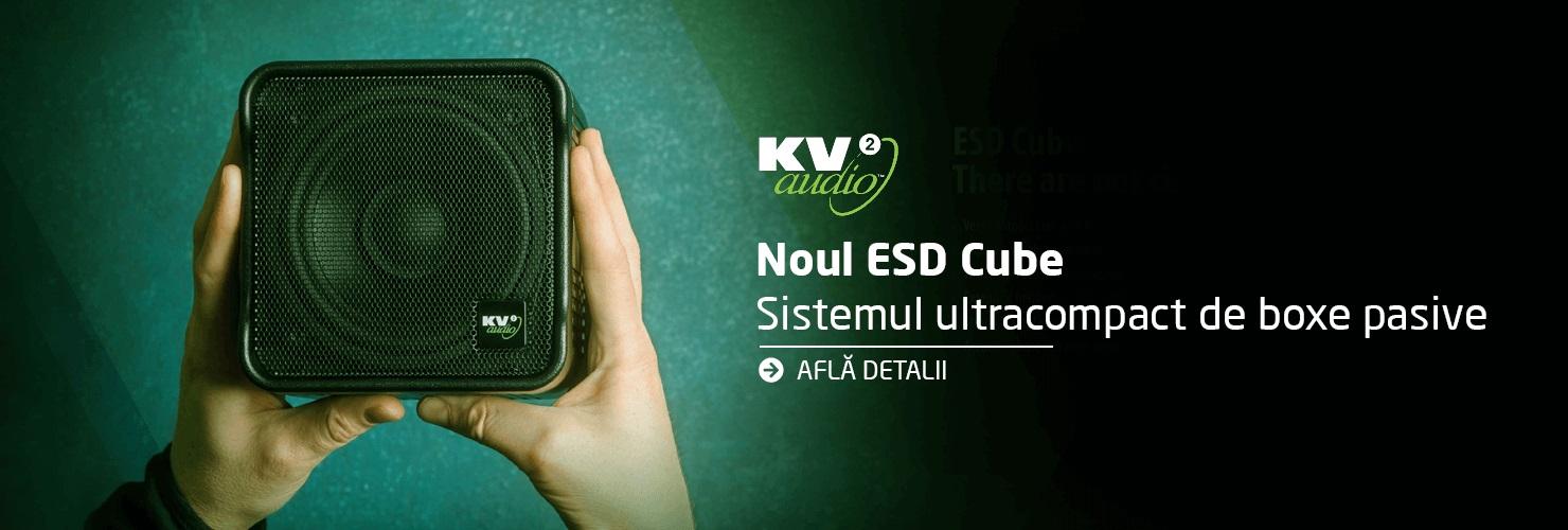 Sistem Ambiental ESD Cube